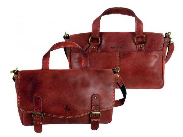 "Citybag ""CHEROKEE"" 22- natural red / natur rot"