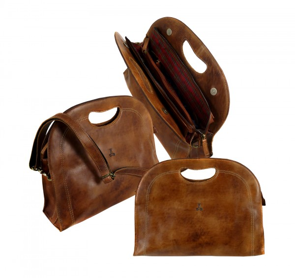 """Shopper-Bag """"CHEROKEE"""" 25-Cherokee brown / braun"""