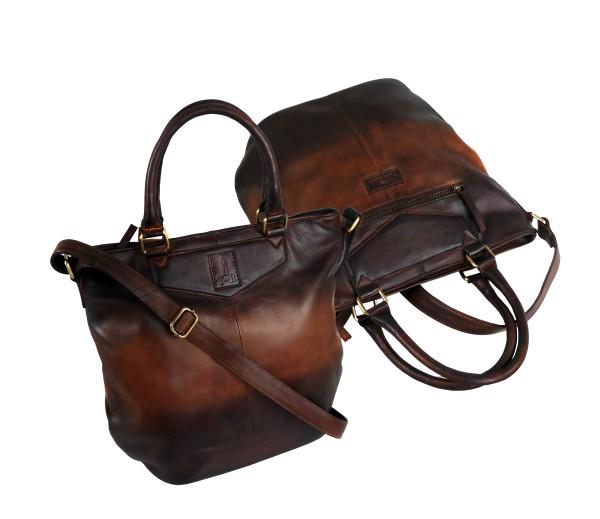 City-Shopper *SHADOW* 25-braun/brown