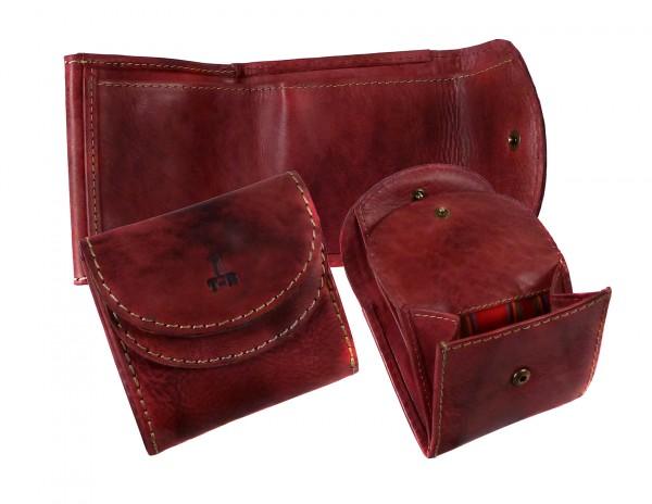 """Unisex Minibörse """"CHEROKEE"""" 22- Cherokee red / rot"""