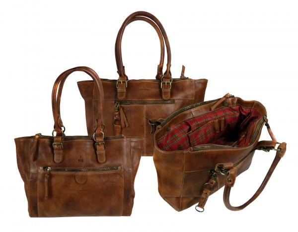 """City-Shopper """"CHEROKEE"""" 25-braun/brown"""
