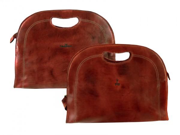 "Shopper-Bag ""CHEROKEE"" 22- Cherokee red"