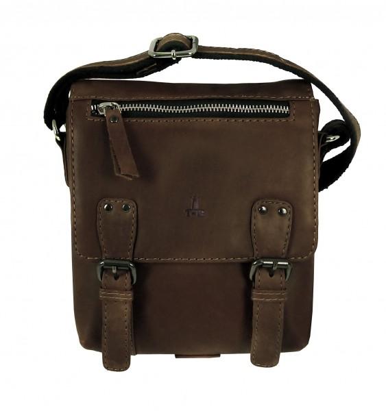 Umhänger-Unisex *CASTER* 25-braun/brown