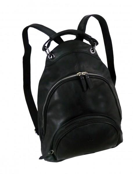 Cityrucksack Unisex *CASTER*20-schwarz/black