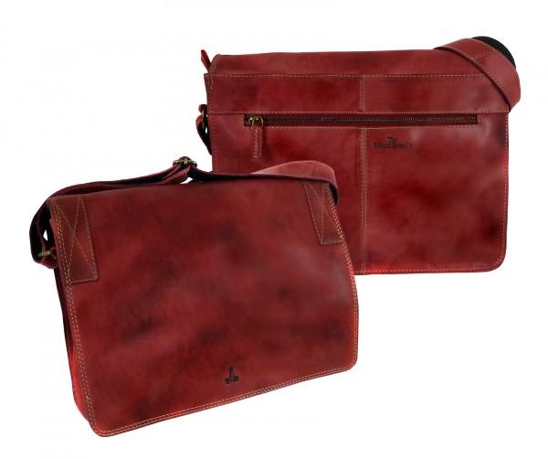 "A4 Multibag Unisex ""CHEROKEE"" 22-red/brown"